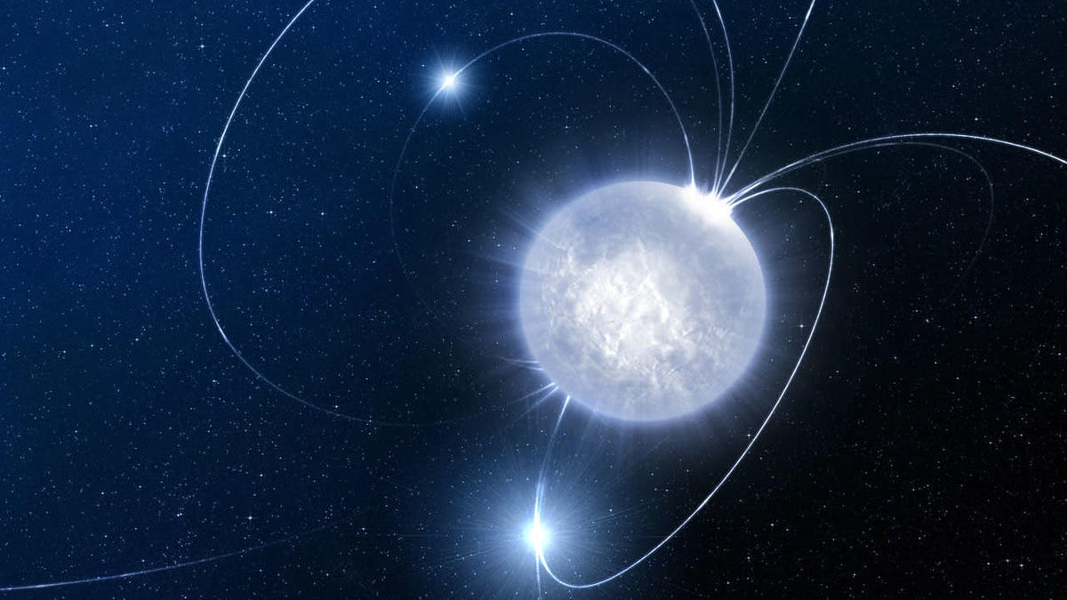 Telescopes Around the World Pick Up Mysterious Radio Burst Coming From Our Own Galaxy
