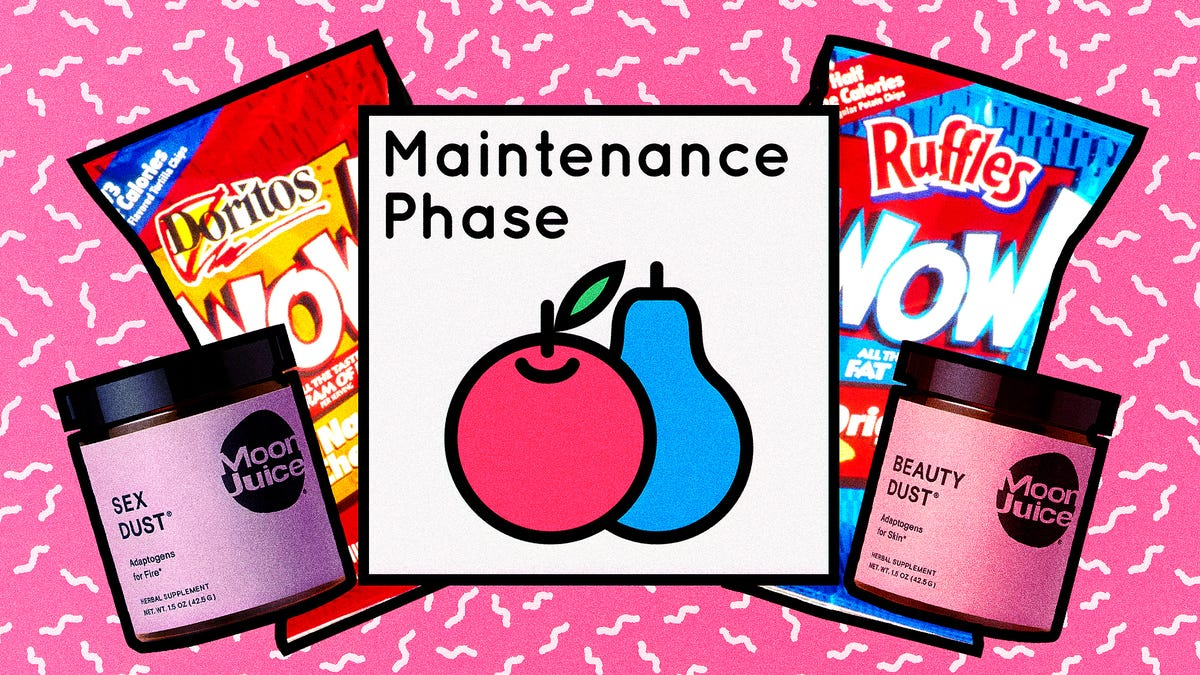 The hosts of Maintenance Phase debunk diet myths, food marketing