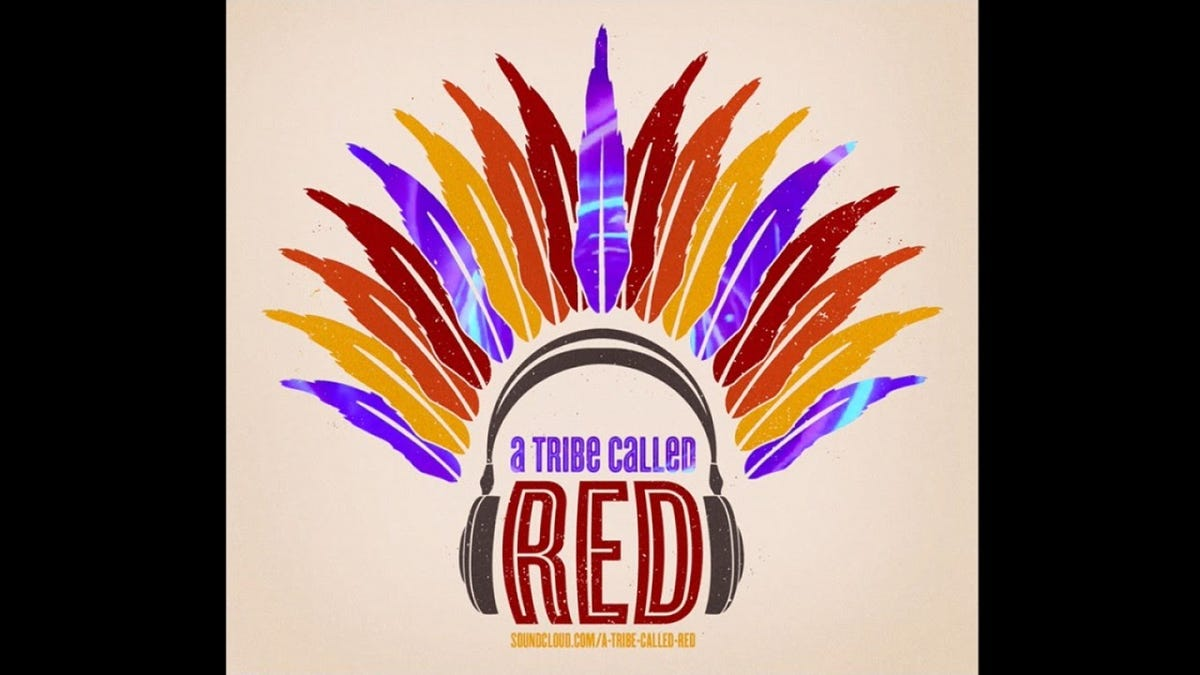 A Tribe Called Red--'Electric Pow Wow Drum'