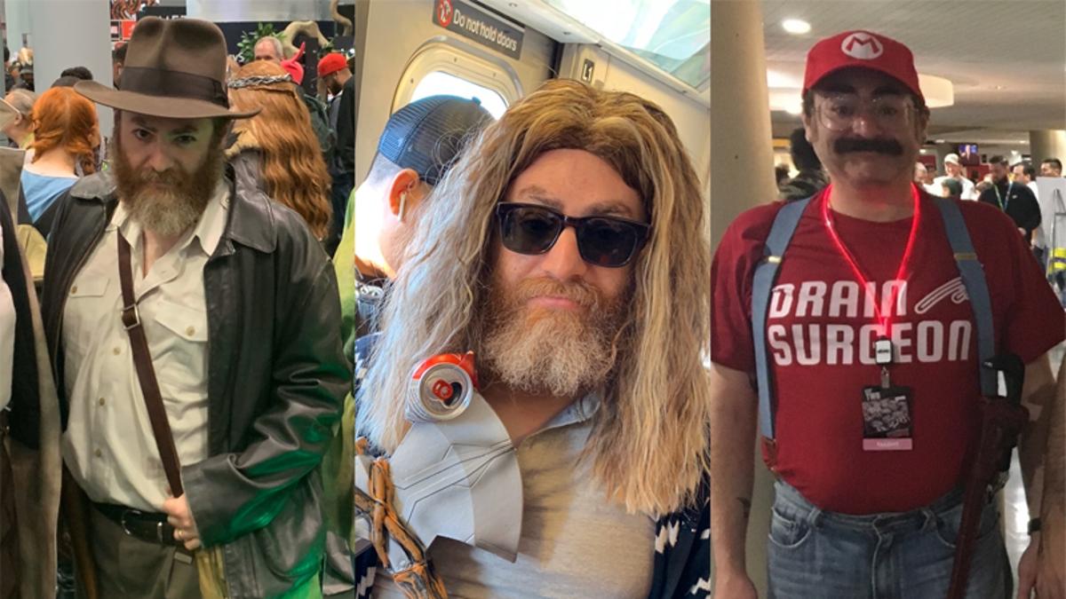 io9 Halloween Costume Show Week 3: A Tale of Three Cosplays