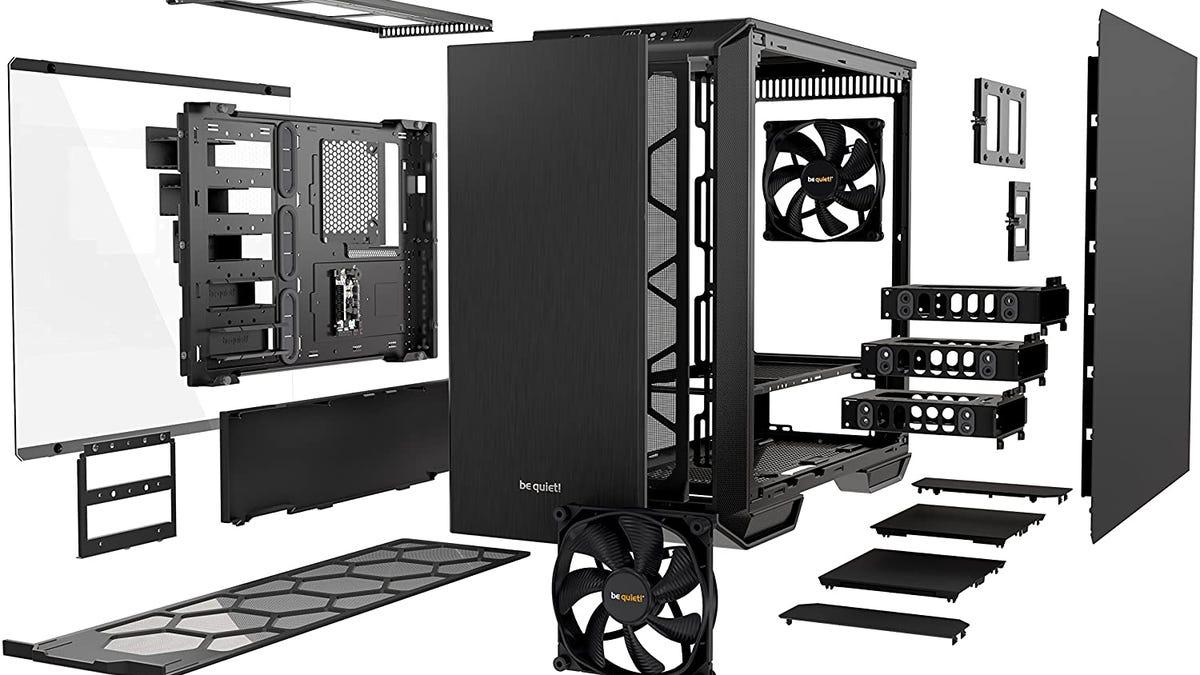 Este es el PC con AMD que se compró Linus Torvalds para compilar Linux