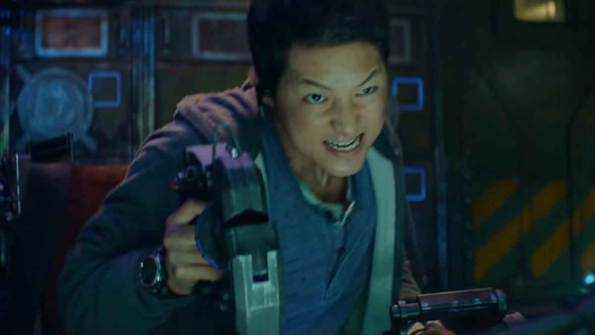 Netflix Korean Sci-Fi Film Space Sweepers Amps Up Stakes in New Trailer