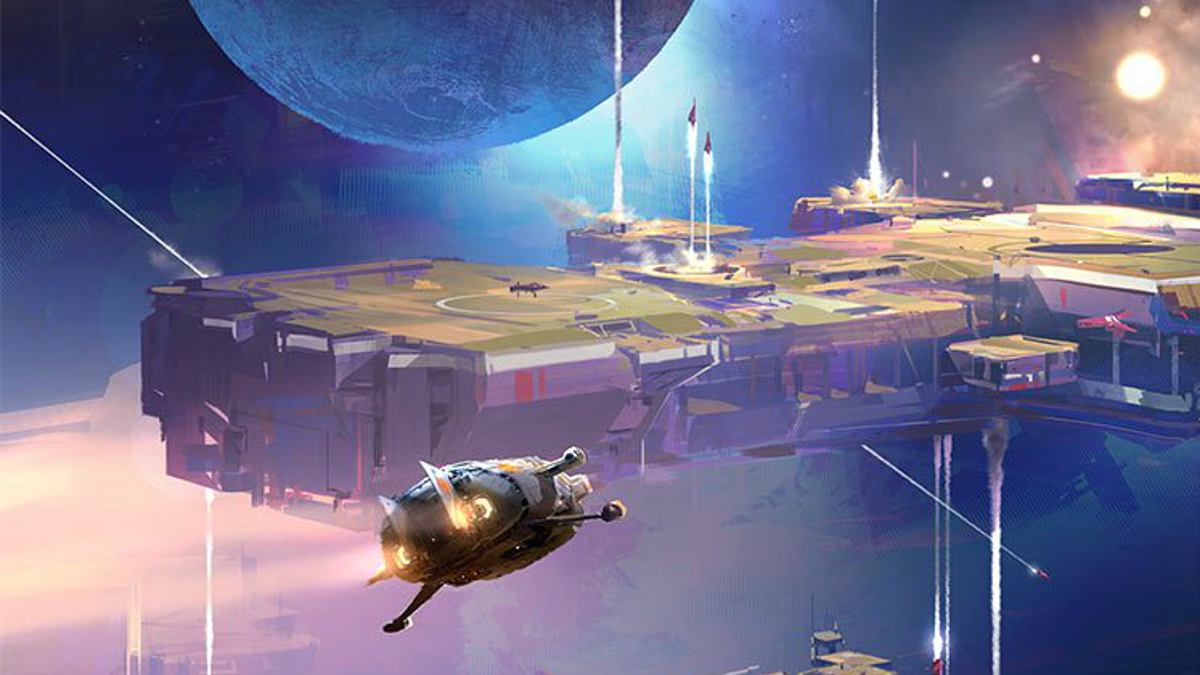 Bestselling Scifi Author John Scalzi Is Beginning a Brand New Space Opera