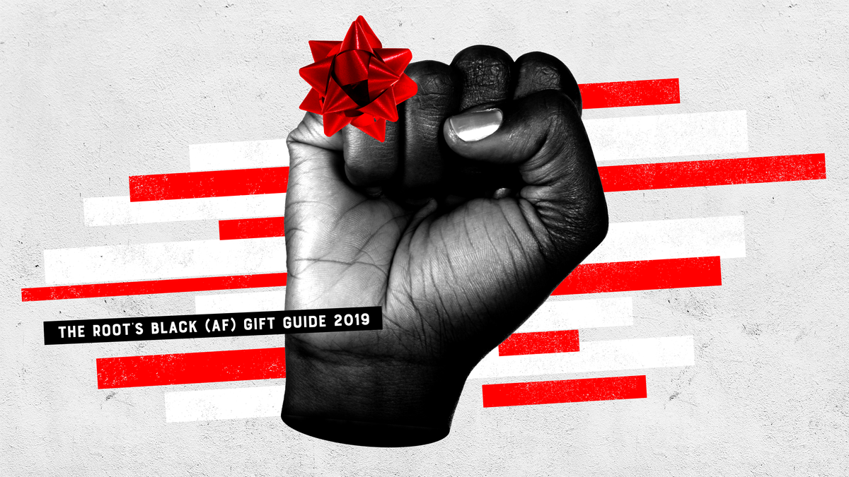 Revolution, Reparations, Revelry: The Root's Black (AF) Gift Guide 2019