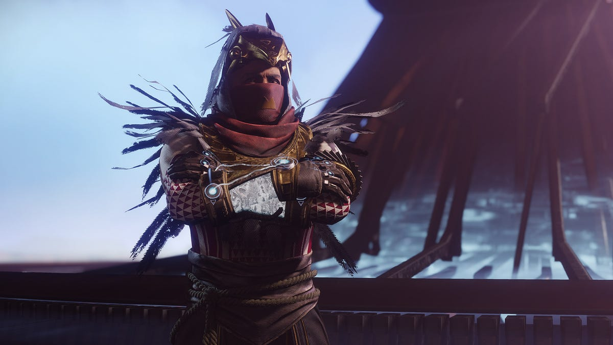 Destiny 2's Next Season Is All About Osiris, Saint-14 And... Time?