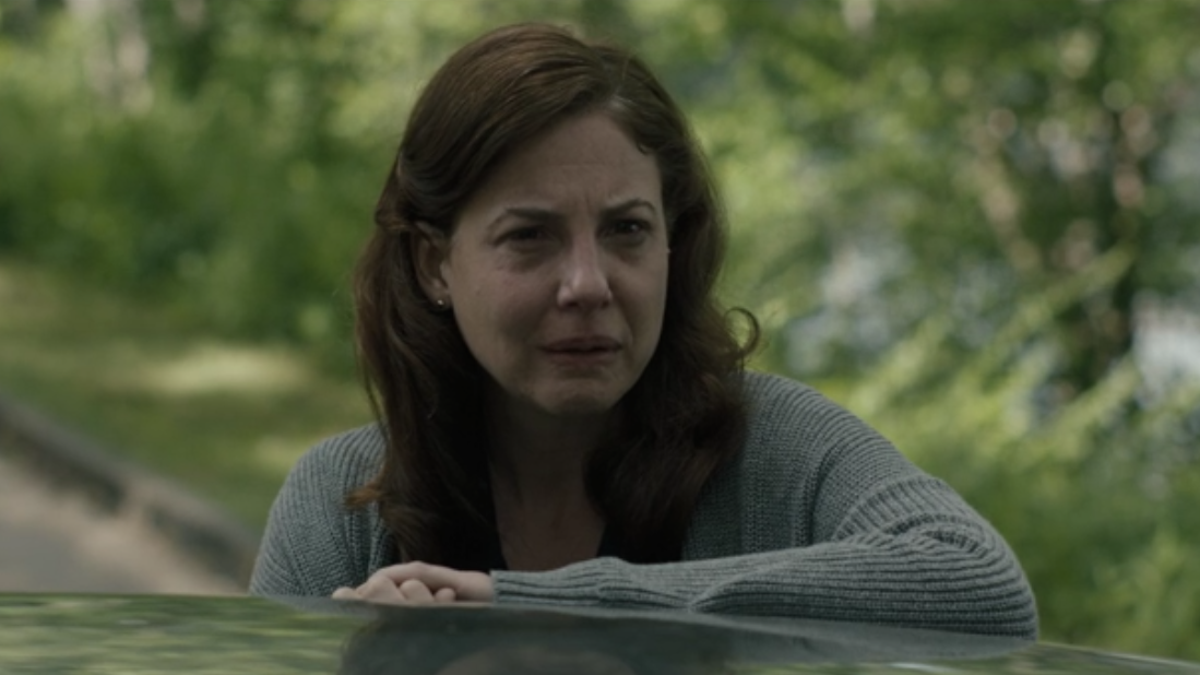 Robin Weigert gets away clean from a floundering Castle Rock flashback