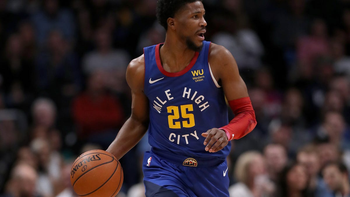 Malik Beasley Pleads Guilty to Threatening Family With Assault Rifle: 'I Was Not In My Right Mind'