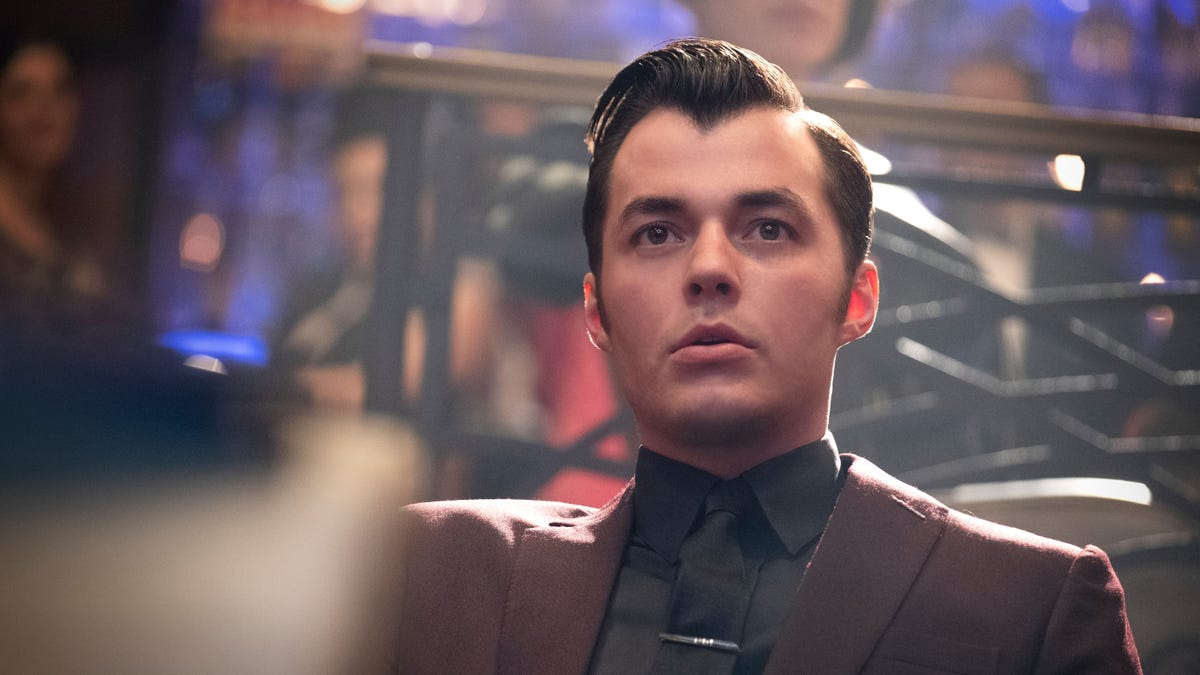 Pennyworth returns, if you want more Young Hot Alfred in your life