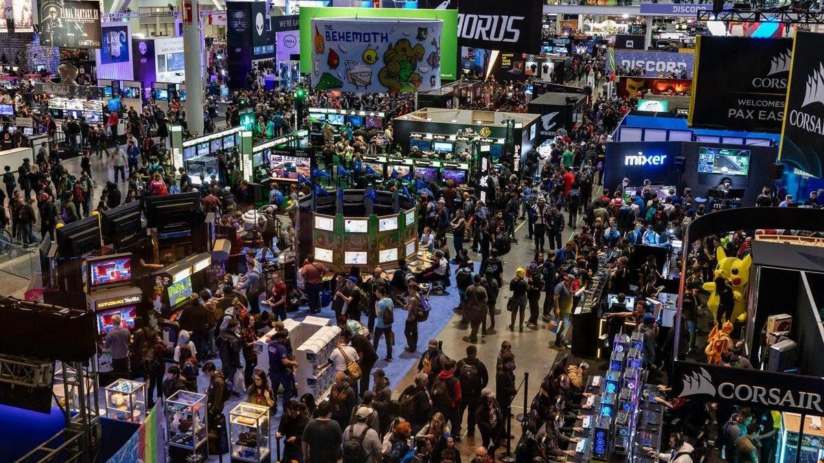 Sony Backs Out Of PAX East Over Coronavirus Concerns - Kotaku