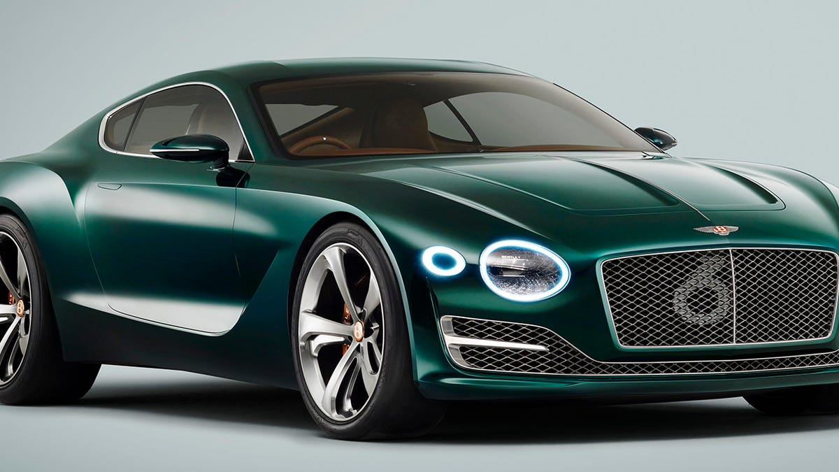 The Next Bentley Continental GT Will Be The Front-Engined Porsche Coupe You Always Wanted