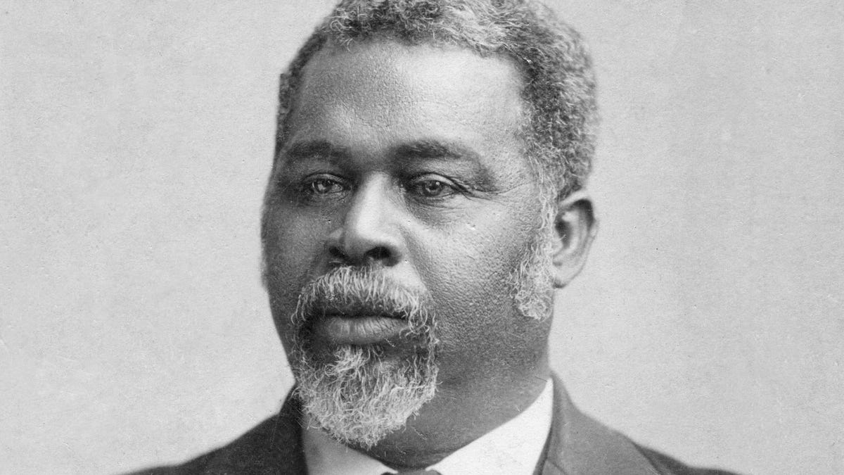 In 1862, a slave hijacked a Confederate ship and became a national hero