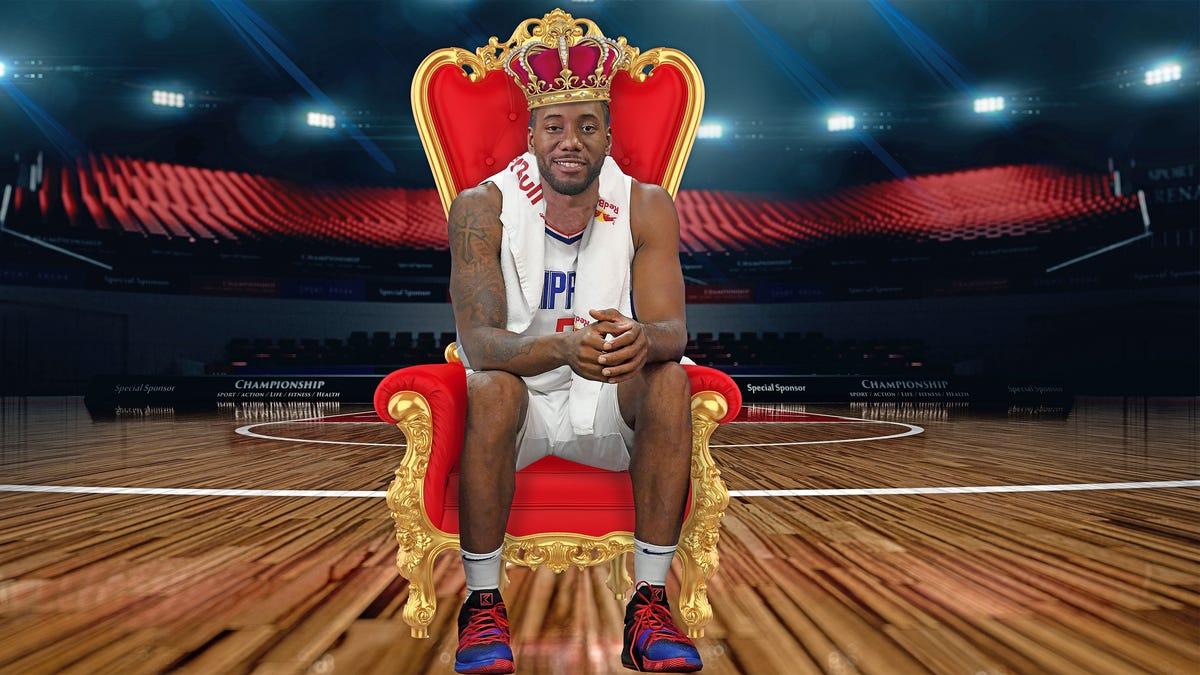 Move Over LeBron, All Hail King Kawhi