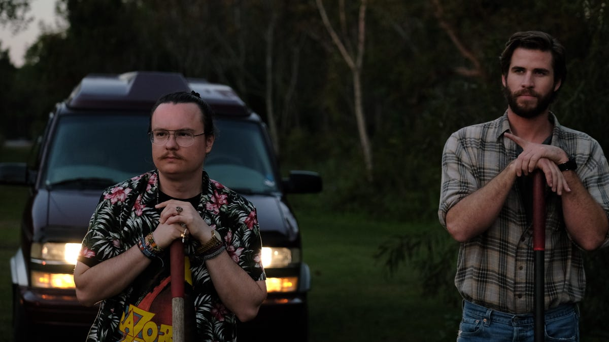 Arkansas has a touch of Tarantino and the Coens, but not enough of its own noir flavor