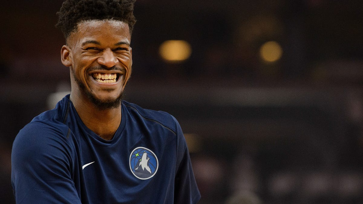Report Jimmy Butler Showed Up At Timberwolves Practice To