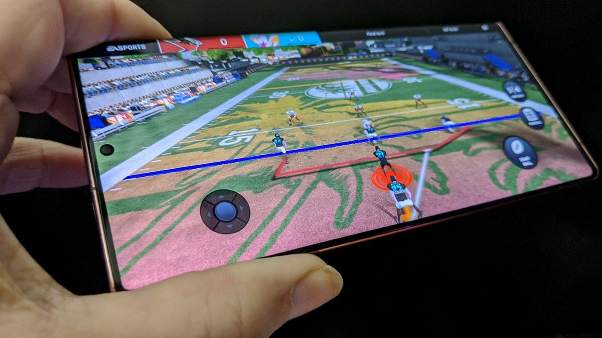 The Samsung Galaxy Note 20 Ultra Is My New Favorite Gaming Phone