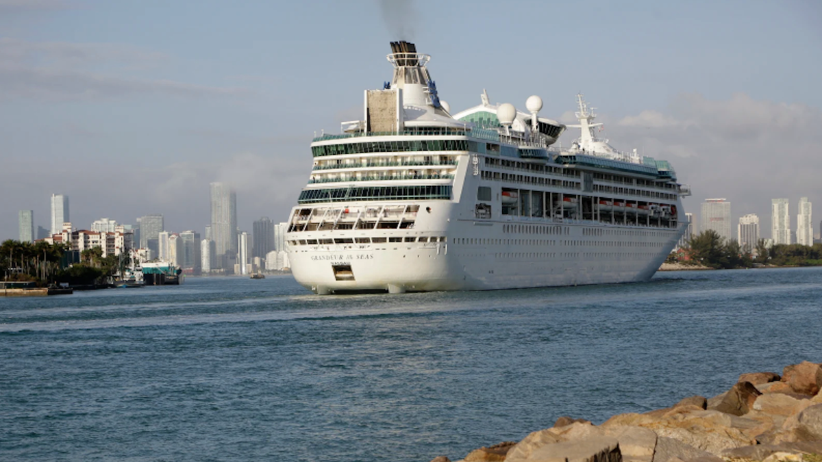 Royal Caribbean Hopes Patenting a Face Mask Will Do the Trick