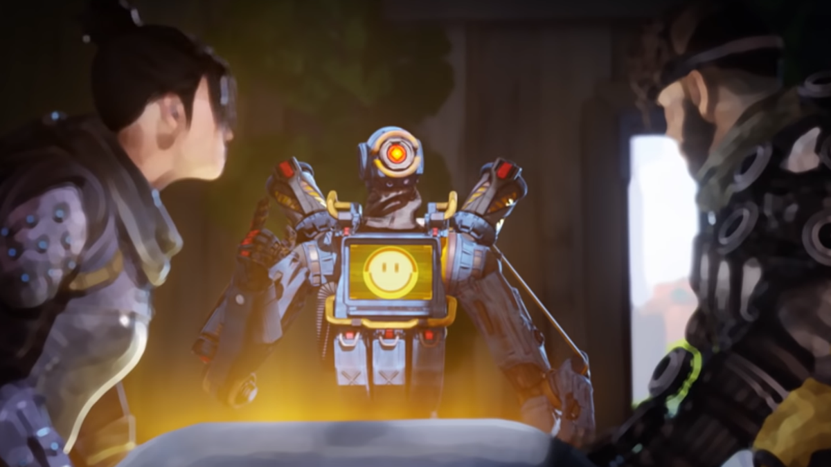Apex Legends Needs An Option For Reporting People