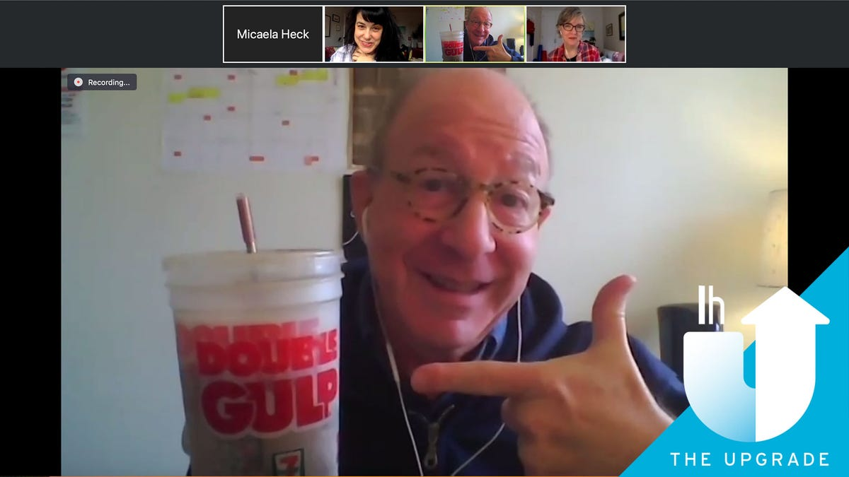How to Be Creative Right Now, With Jerry Saltz