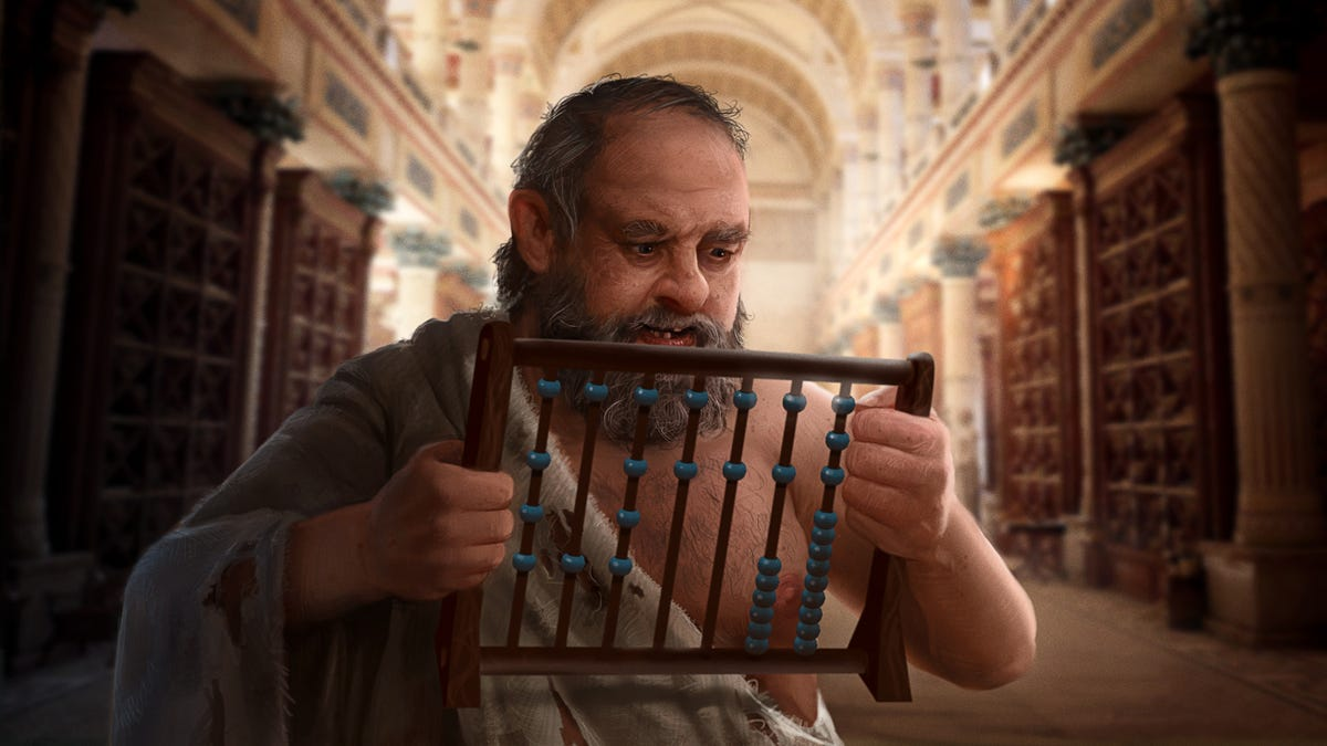 New Evidence Reveals Library Of Alexandria Kicked Out Dozens Of Creepy Old  Romans For Looking At Pornographic Images On Abacus