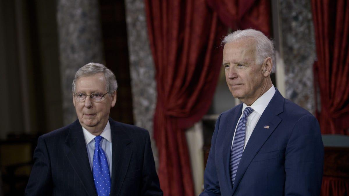 Biden Still Thinks Republicans Will Work With Him Post-Trump