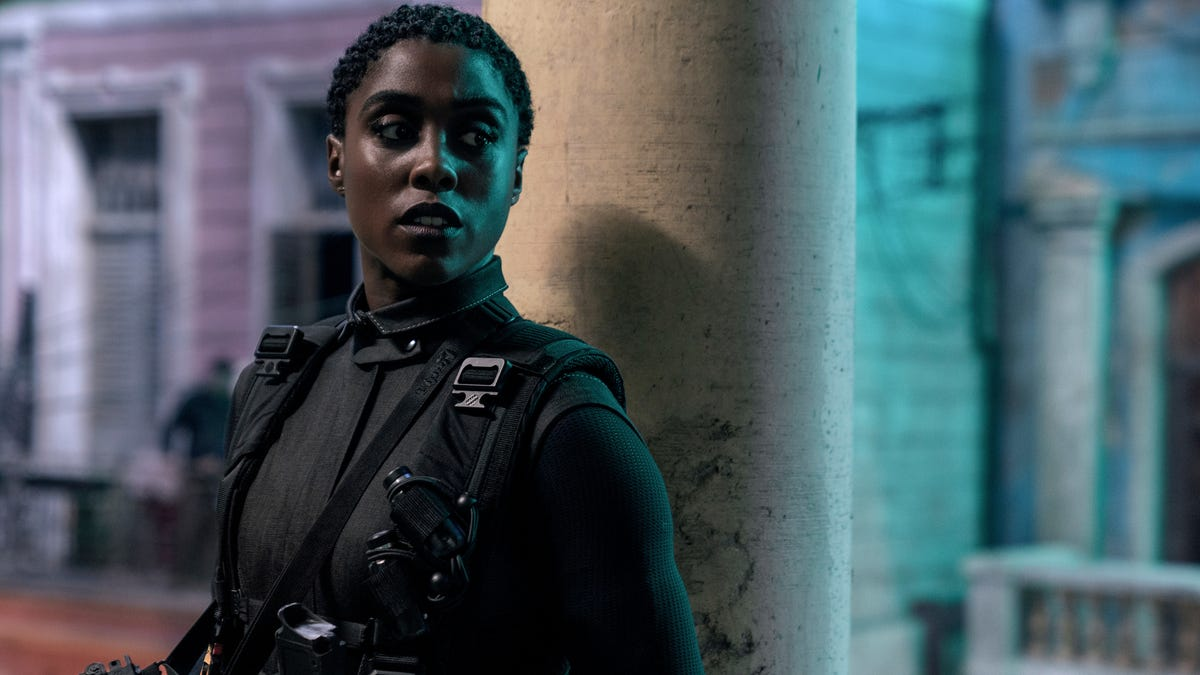 No Time To Die: Hell Yeah, Lashana Lynch Is a 00 Agent