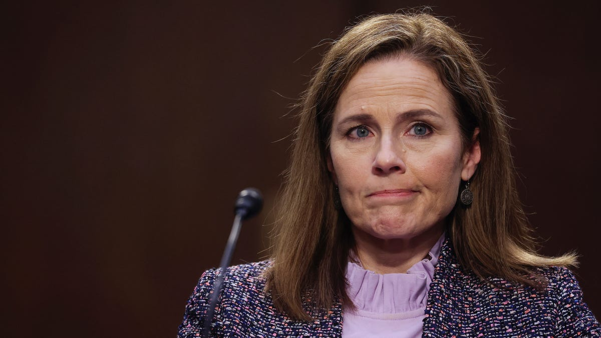 Everything You Need to Know Before Amy Coney Barrett's Confirmation - cover
