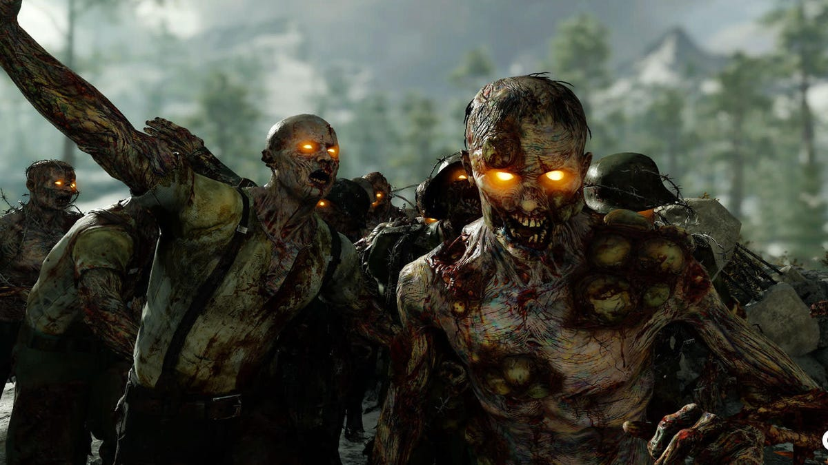 Test Your Zombie Survival Skills With Cold War's New Cranked Mode