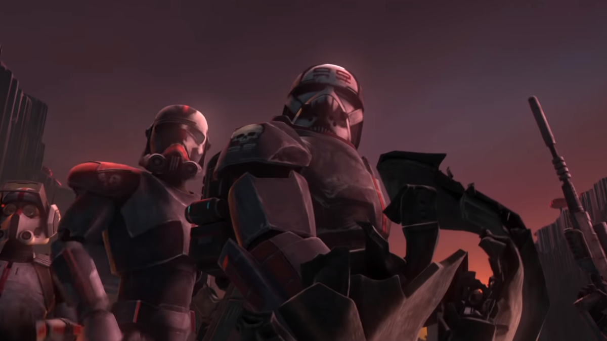 Clone Wars Trailer Introduces the Bad Batch