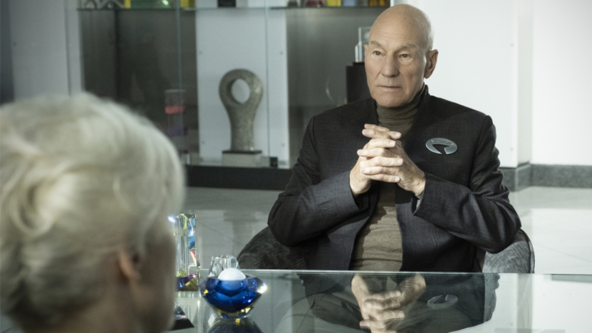 On Star Trek: Picard, Everyone But Starfleet's Got Their House in Order