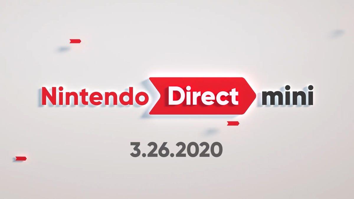 Surprise Nintendo Direct Includes Updates On Xenoblade, Smash, Animal Crossing