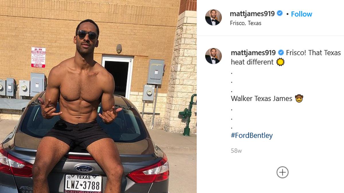 Women Are 'Literally Falling' for Matt James, the First Black Bachelor Ever