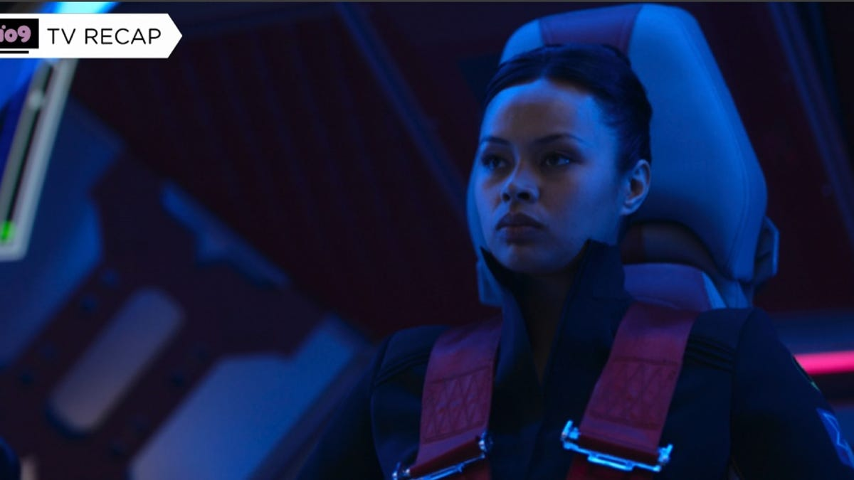 The Expanse Pushed Everyone to the Limit and Things Will Soon Explode