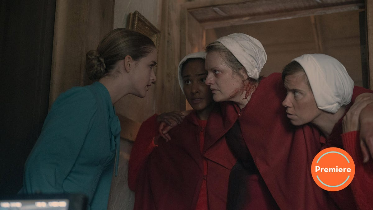 The Handmaid's Tale season 4 opener is dark, even by its own standards