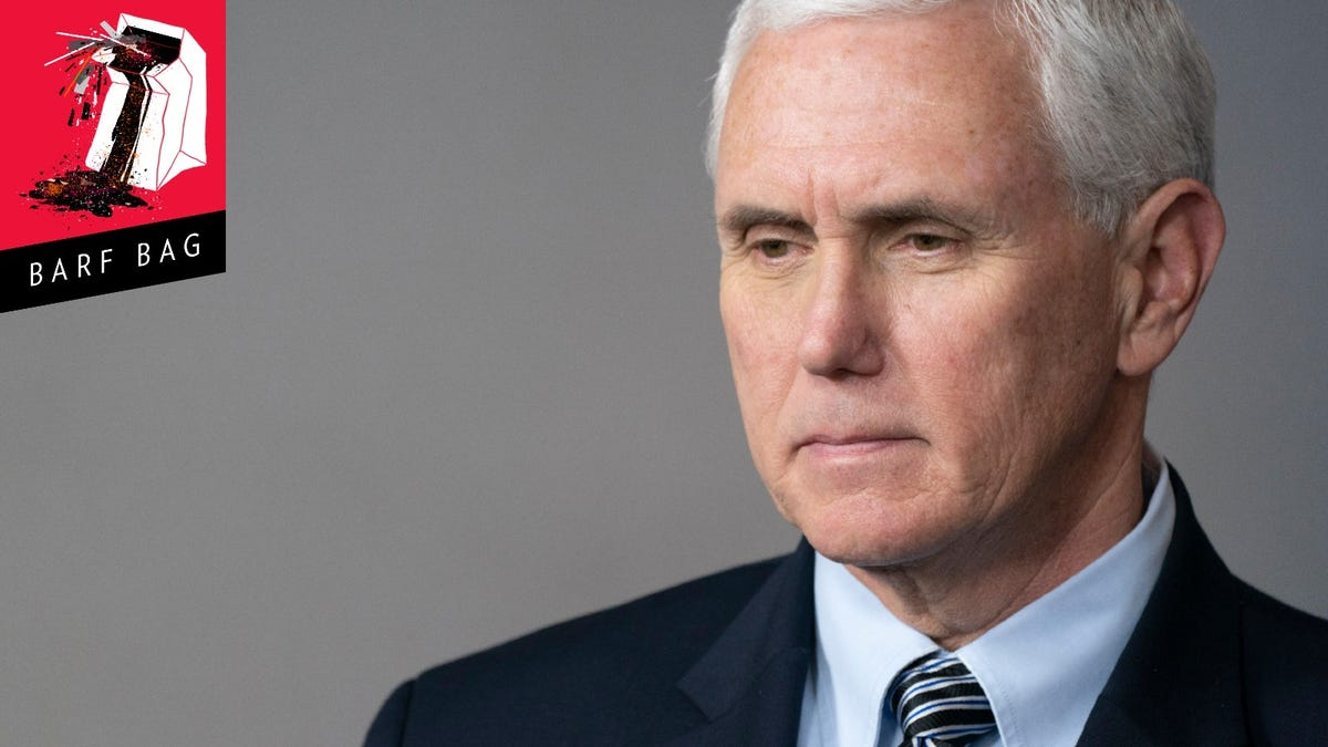 Louie Gohmert Ruins Mike Pence's Extended Ski Vacation (Good) With Extremely Stupid Lawsuit (Bad)