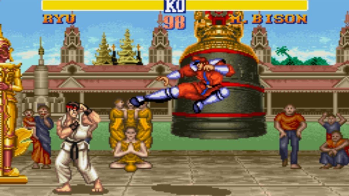 The Original Street Fighter Ii Is Still My Favorite