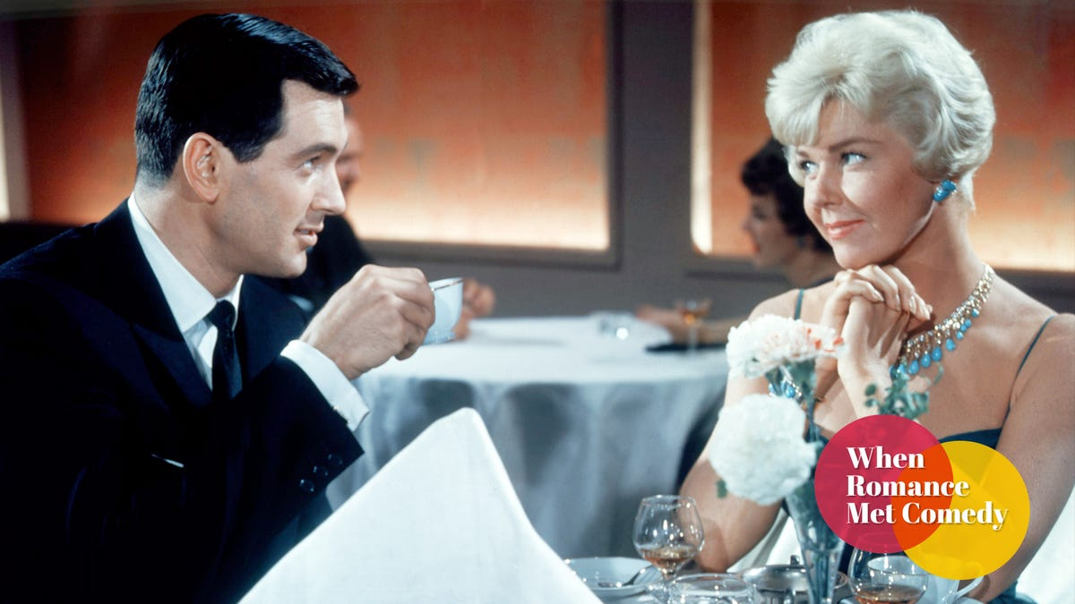America eased into the '60s with the bedroom comedies of Doris Day and Rock Hudson