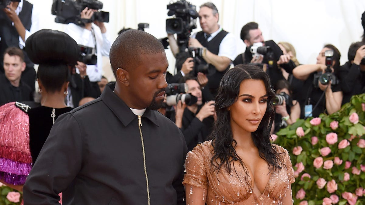 Jesus Is King (and Further Delayed), But Kim Kardashian Is 'Too Sexy' for Kanye