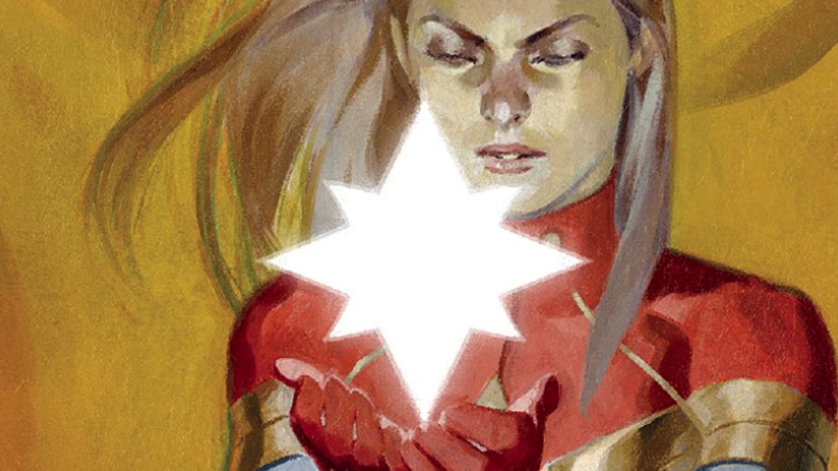 The Life of Captain Marvel Doesn't Offer Just One New Origin Story, But Two