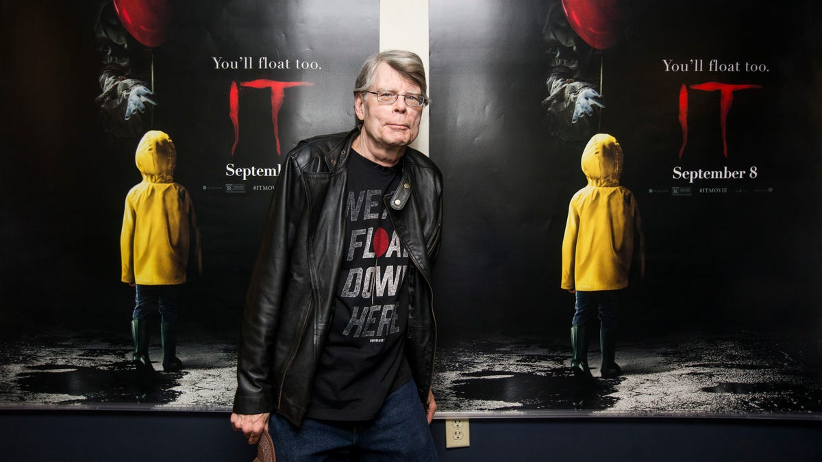 Stephen King's spooky house to become spooky museum and spooky writer's retreat