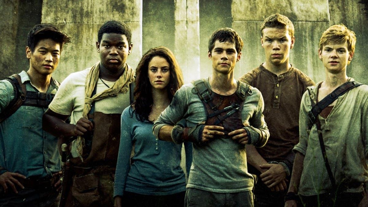Let Me Try to Convince You to Watch The Maze Runner Movies
