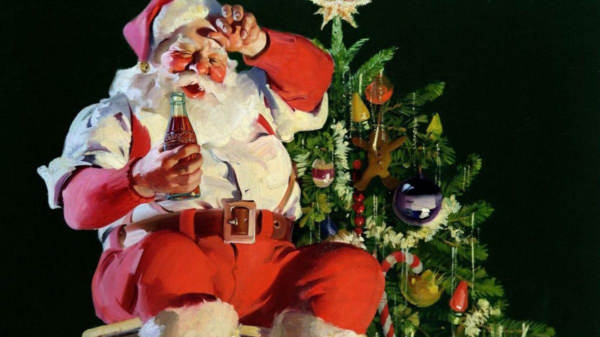 La alucinante historia de una herida de guerra que terminó con millones de niños creyendo en Santa Claus