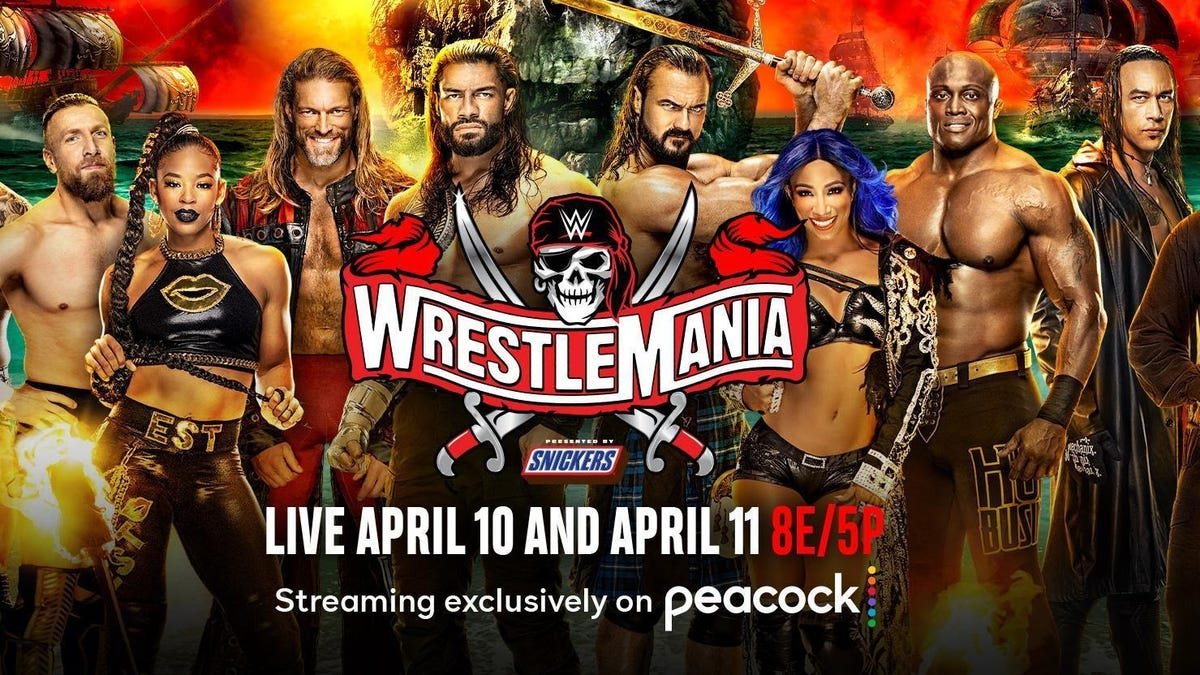 We've got your Wrestlemania Night 1 preview