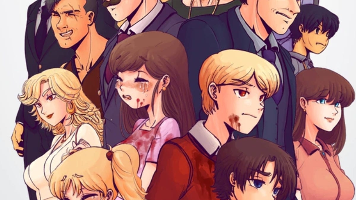 Visual Novel Sets Out To Buck Trends By Being Less Sexual, Gets Blocked By Steam Anyway