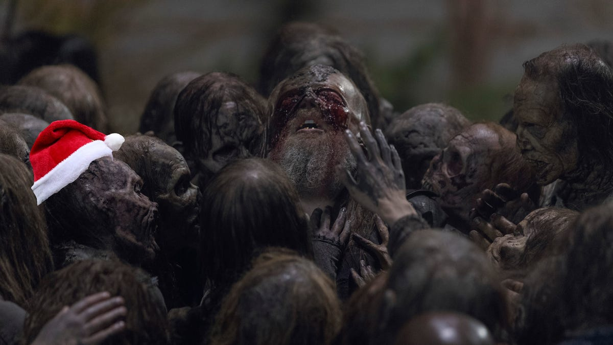 AMC+ to ho-ho-horrify with first-ever Walking Dead holiday special