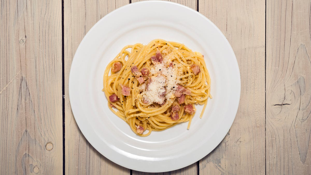 How to make pasta from the stuff that's actually in your kitchen