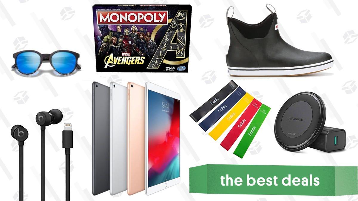 Giảm giá REI Outlet, Giày cao cổ XTRATUF, Tai nghe Beats và hơn thế nữa