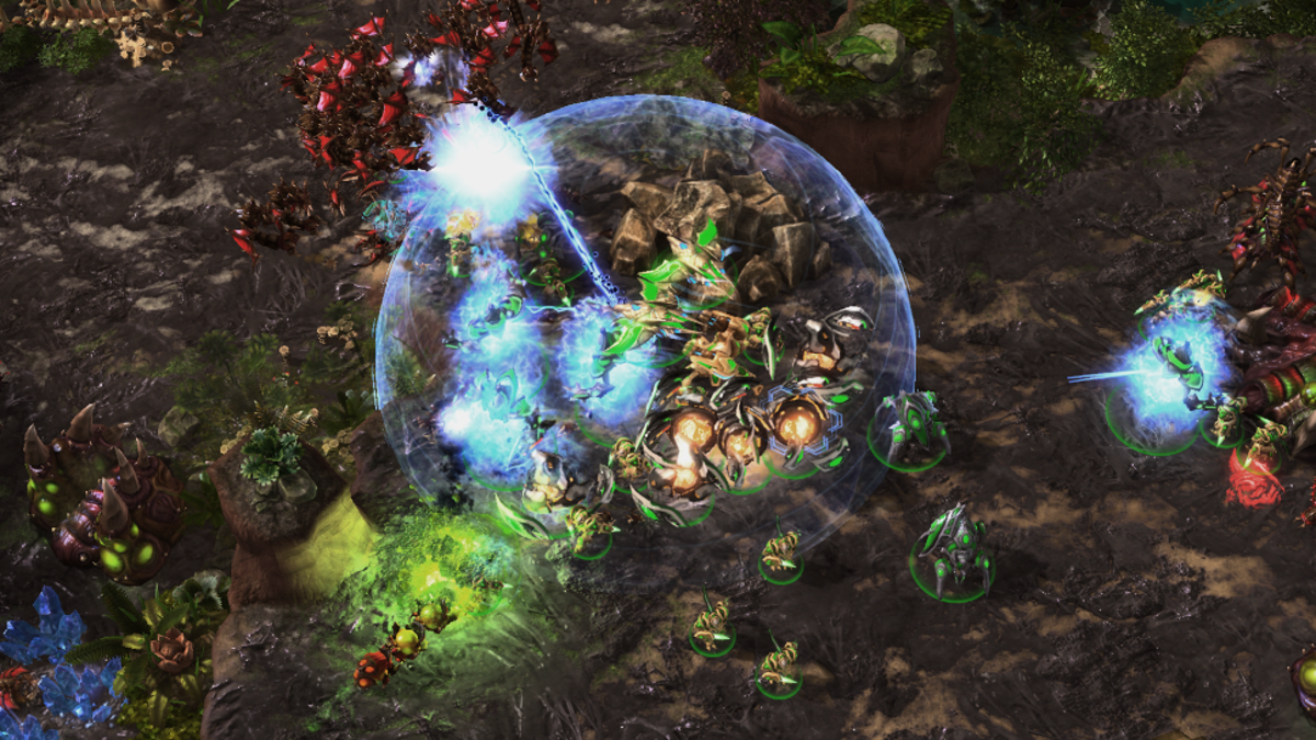 AI Bot Is the First to Play StarCraft II at the Grandmaster Level