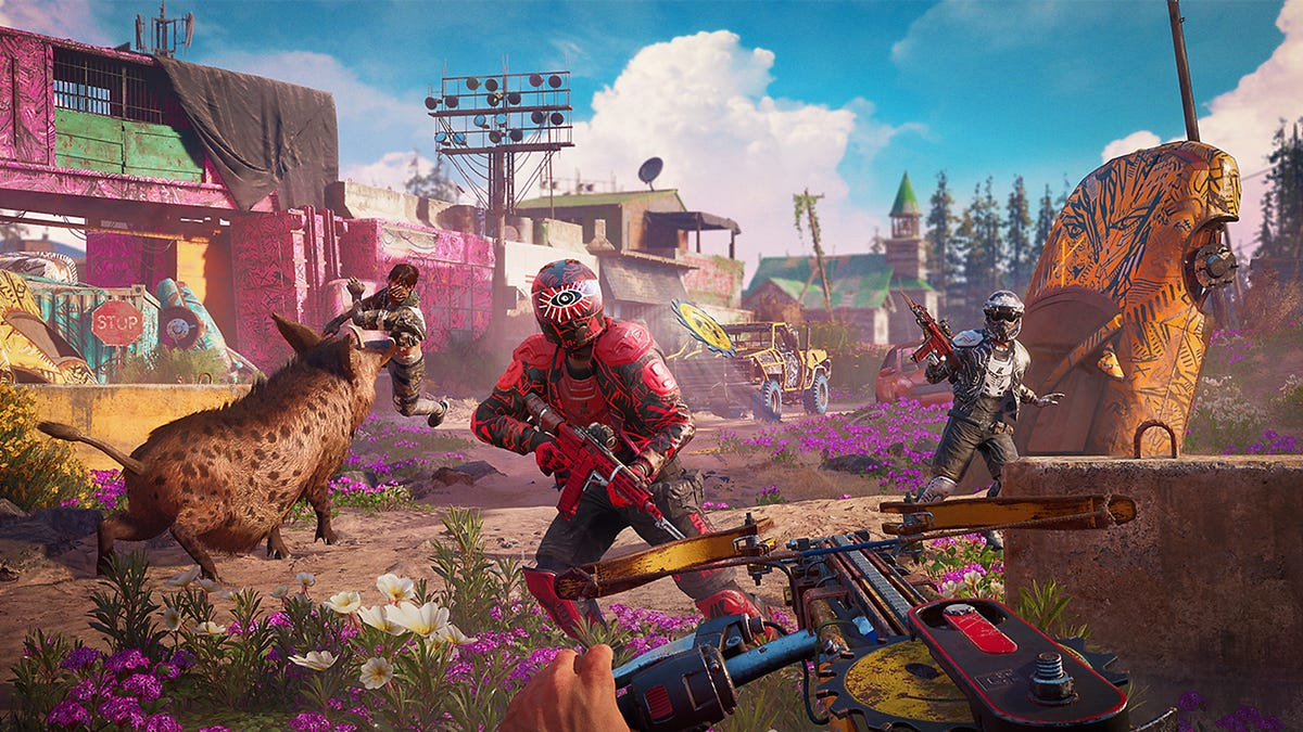 How To Play Far Cry New Dawn In Dad Mode