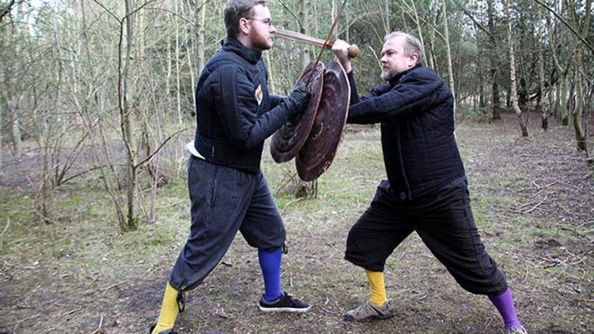 Citizen Scientist Larpers Recreate Bronze Age Sword-Fighting Techniques to Uncover Ancient Combat Secrets