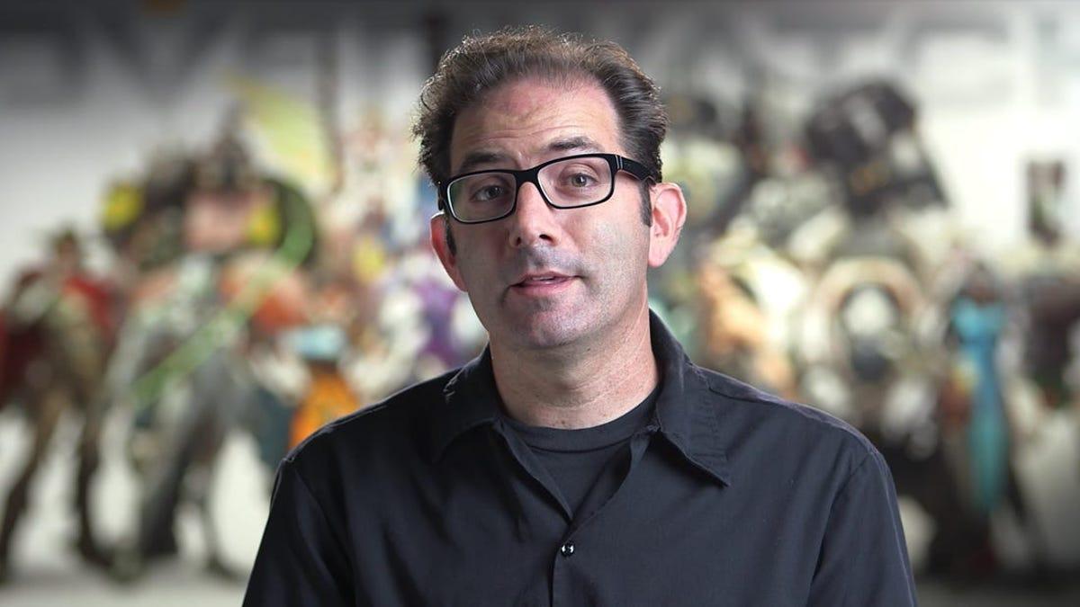 Overwatch Director Jeff Kaplan Leaves Blizzard